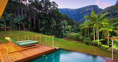 Detox Retreats Queensland by Top Three Getaways With Fireplaces And Spas Near