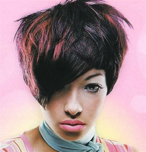 hairstyles that women find attractive 20 best short funky hairstyles images on pinterest