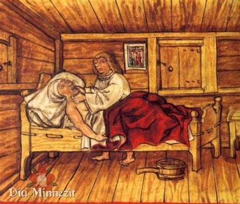 mittelalter bett 61 besten betten bilder auf betten