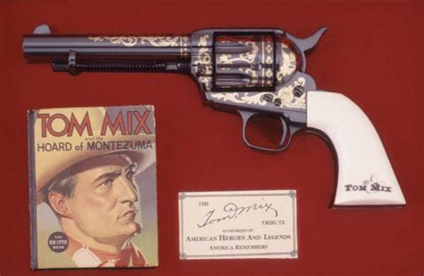 Faux Books For Decoration Tom Mix Tribute Revolver Premier And Classic Editions