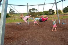 hexagon swing set 1000 images about cool playground equipment on pinterest