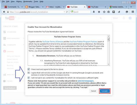 google adsense tutorial español 2015 sekedar berbagi step by step melakukan monetisasi