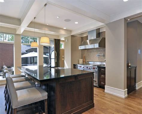 best paint color for kitchen with dark cabinets 8 best images about ideas for the house on pinterest