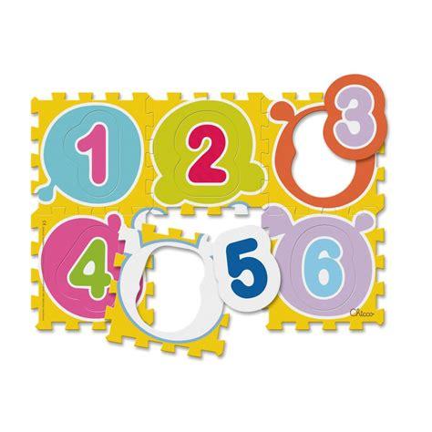 tappeto per gattonare chicco tappeto puzzle numeri giocattoli sito ufficiale chicco ch