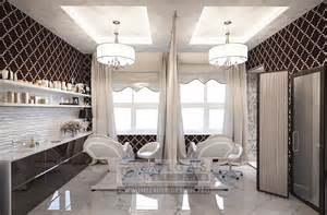 salon and spa centre interior design photos of