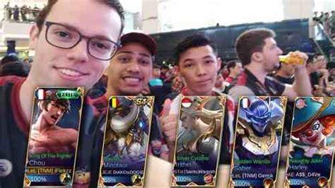 tips bermain mobile legend  ranked  menang