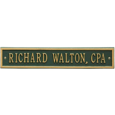 address plaques for house arch home address plaque extension in wall address plaques