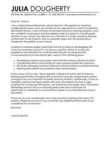 Higher Education Cover Letters by Resume Objective Statement For Http Www