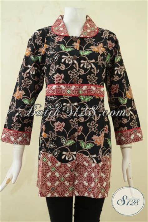 desain baju batik hitam batik motif bunga hitam dengan desain motif ikat pinggang