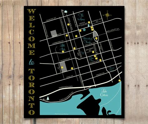 visitor pattern c 11 custom wedding map for out of town bags visitor guide