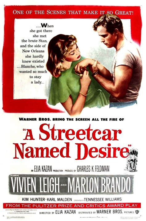 a streetcar named desire seabiscuit a streetcar named desire