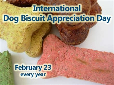 when is international puppy day celebrate int l biscuit appreciation day february 23 nonstop celebrations