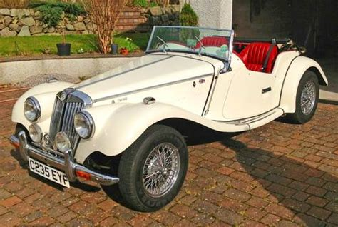 The Classic Car 2 naylor tf 1700 classic 2 seat sports car 1985 sold car