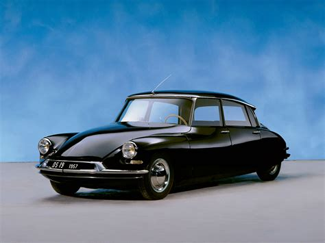 Citroen Classic Cars by 1955 Citroen Ds Milestones