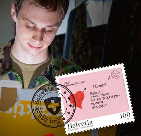 Brief Schweiz Länderkennzeichen Die Feldpost La Poste De Cagne La Posta Da Co M125 Jahre Schweizer Feldpost 252 Ber