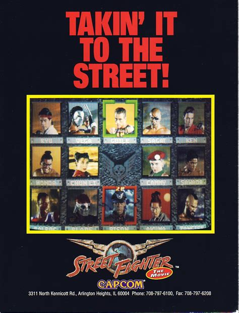 Home Design Game the arcade flyer archive video game flyers street