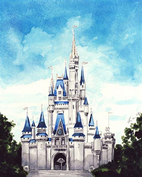 castle of disney world line drawing tattoo inspiration cinderella s castle art disney painting disney princess