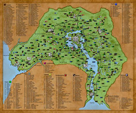 oblivion map pc x360 ps3 the elder scrolls iv oblivion deel 13 got
