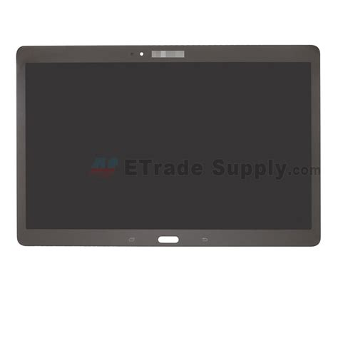 samsung s screen replacement samsung galaxy tab s 10 5 sm t800 lcd screen and digitizer assembly bronze samsung logo