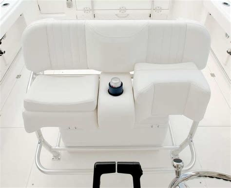 leaning post seat replacement bolster seats the hull boating and fishing forum