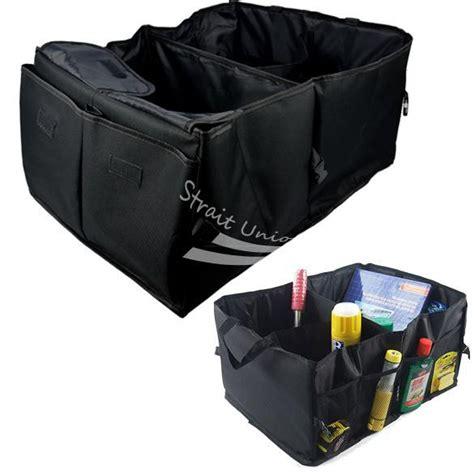 New Big Car Organizer Besar Limited autocare car trunk cargo organizer collapsible bag storage
