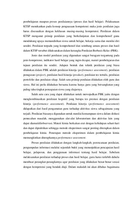 makalah memahami format kegiatan bk contoh laporan observasi kurikulum ktsp laporan 7