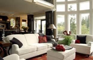 House Living Room Country House Living Room Design Picture 3d House