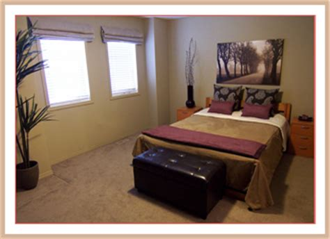 Staging A Bedroom Inexpensively And Set Your Stage 187 High Appeal Low Budget Staging