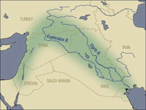 middle east map euphrates river breaking views tim there is no water shortage