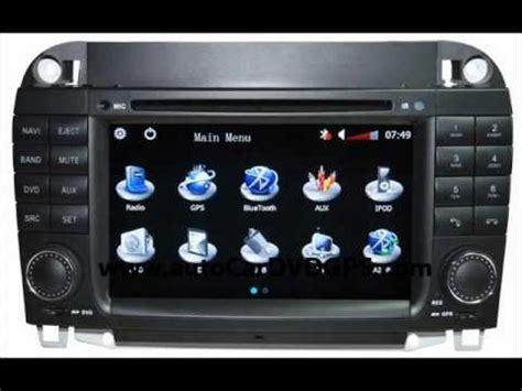 mercedes benz s w220 car multimedia dvd player/ indash