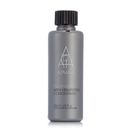 alpha h hydration gel review alpha h liquid laser concentrate refill 50ml 209182