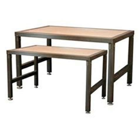 Retail Nesting Tables by Retail Display Ideas On Retail Displays Store