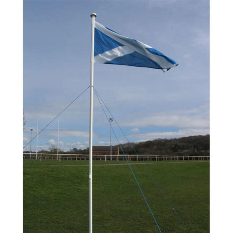 portable flag pole
