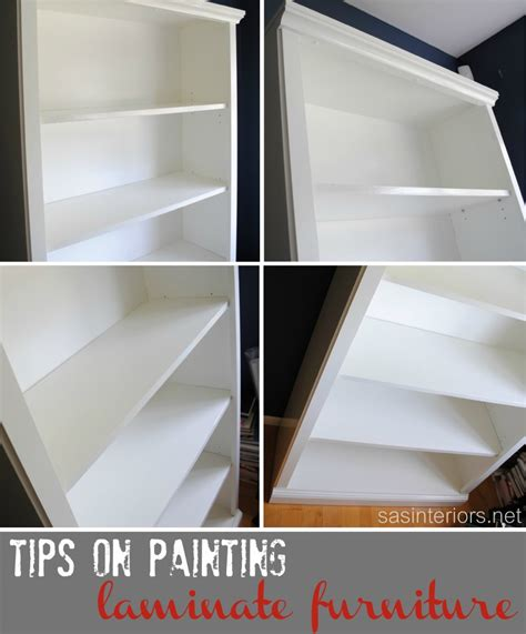 how to paint a how to paint laminate furniture jenna burger
