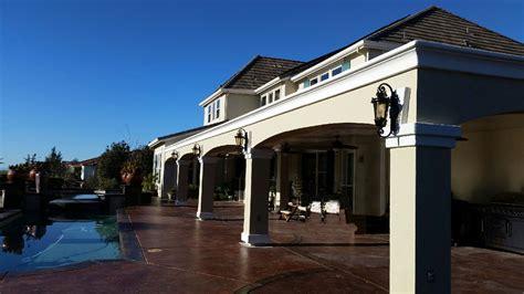 patio columns design design your columns sacramento patio covers