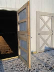 Barn Entry Door Pole Barn Doors And Windows Pole Barns Direct
