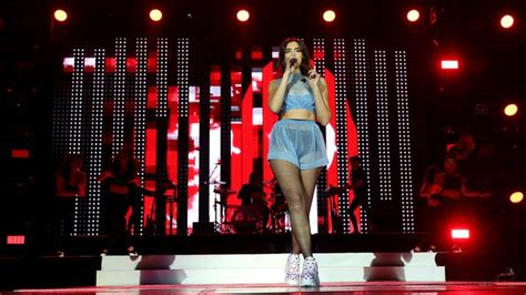 dua lipa new rules live dua lipa new rules live at the jingle bell ball 2017