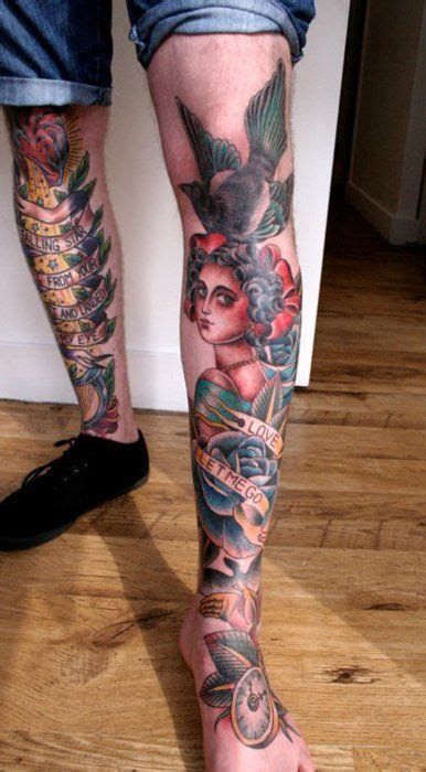 36 Best Tattoo Ideas Images On Pinterest Tattoo Ideas Tattoos On Leg 2