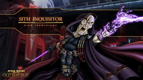 tor the story of swtor sith inquisitor class story summary