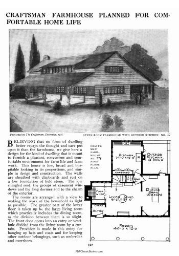Stickley House Plans Stickley House Plans House And Home Design
