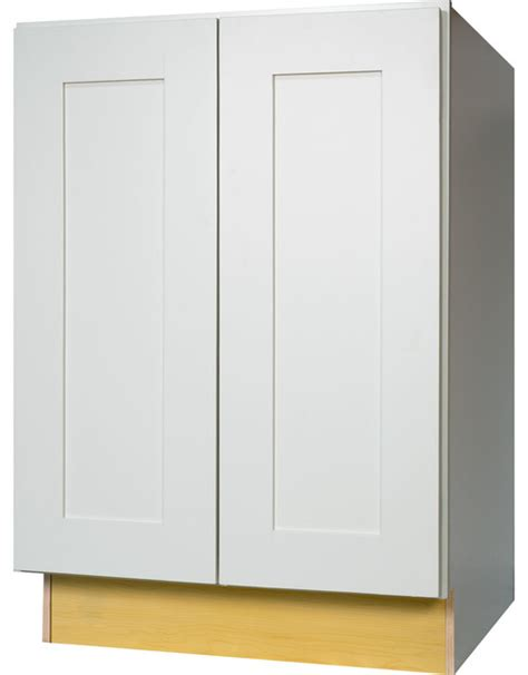 tall kitchen base cabinets white shaker full height door base kitchen cabinet