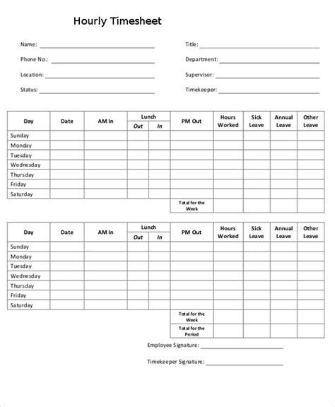 hourly timesheet template pin hourly timesheet template on