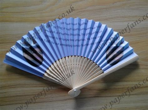 wedding paper supplies uk wedding supplies personalized paper fans 0 74