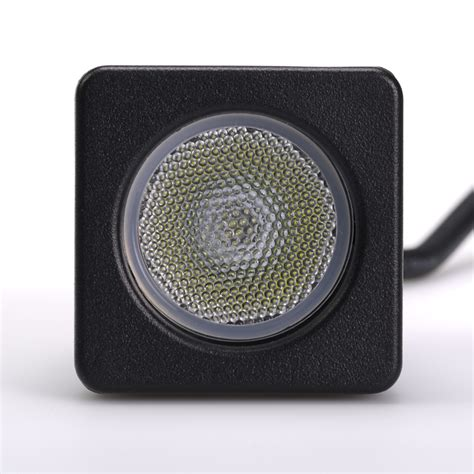 Auxiliary Light by Led Boat Light 2 Quot Square Spot Or Spreader Light 10w