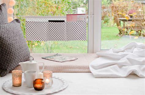 Sichtschutz Halbes Fenster by Diy Fenster Utensilo Giveaway Leelah