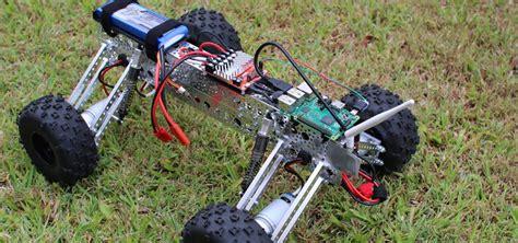Tutorial Raspberry Pi Robotics 4 Tutorials For Building A Rugged Raspberry Pi Robot