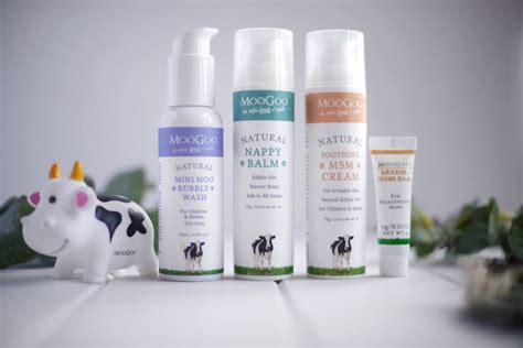 Moogoo Skincare news can i use moogoo on my baby moogoo skincare