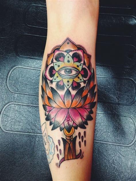 lotus eye tattoo meaning 155 lotus flower tattoo designs