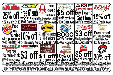 Gift Card Cheap - discount cards their benefits for your organization easy fundraising cards