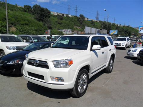 Toyota 4runner 2010 For Sale 2010 Toyota 4runner Pictures 4000cc Gasoline Automatic